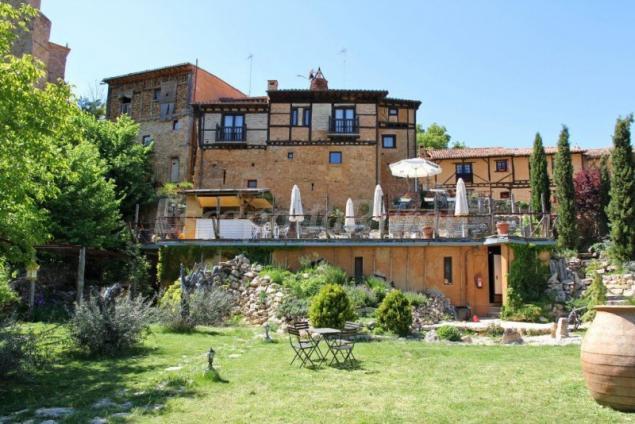 casa rural en la zona de calatañazor en soria