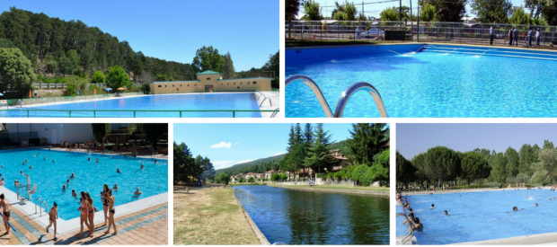 las mejores piscinas para veranear en soria la pi orra