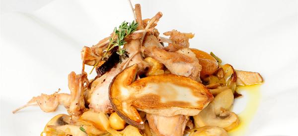La Piñorra y que comer en Vinuesa