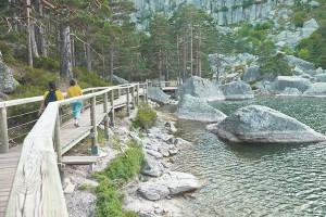 Laguna Negra y los Circos Glaciares de Urbion
