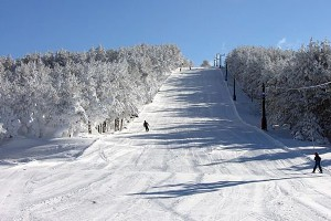 La pIñorra - Punto de Nieve de Santa Inés proximo