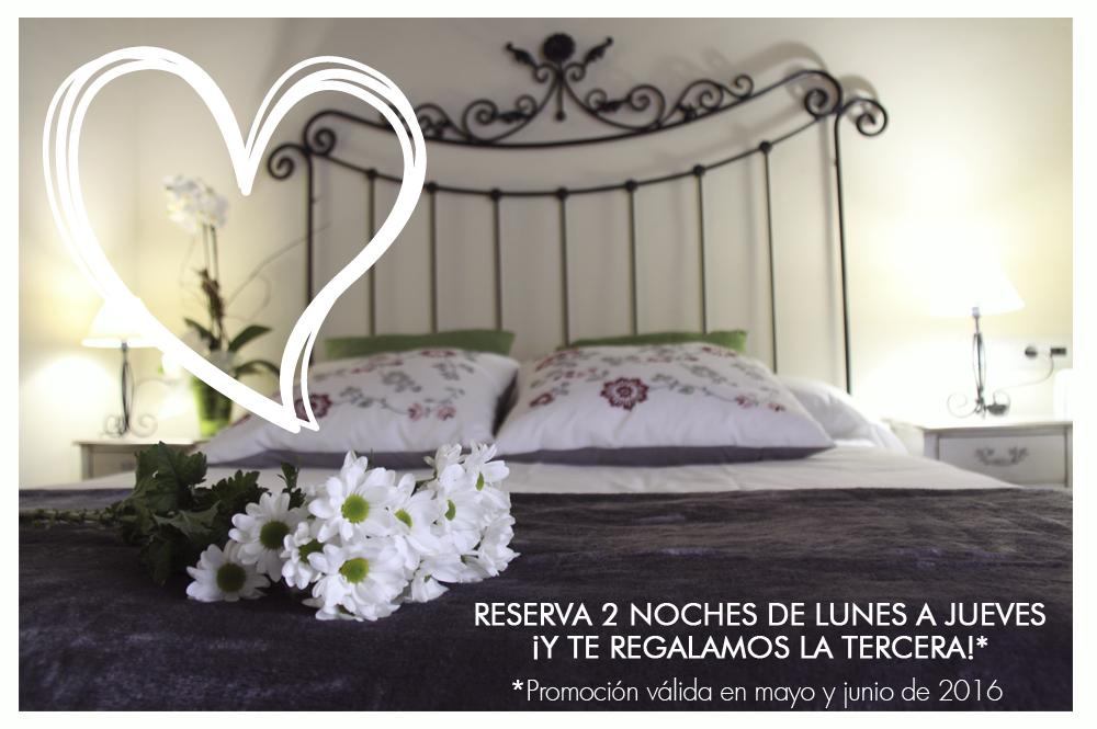 Alojamiento turismo rural en Vinuesa