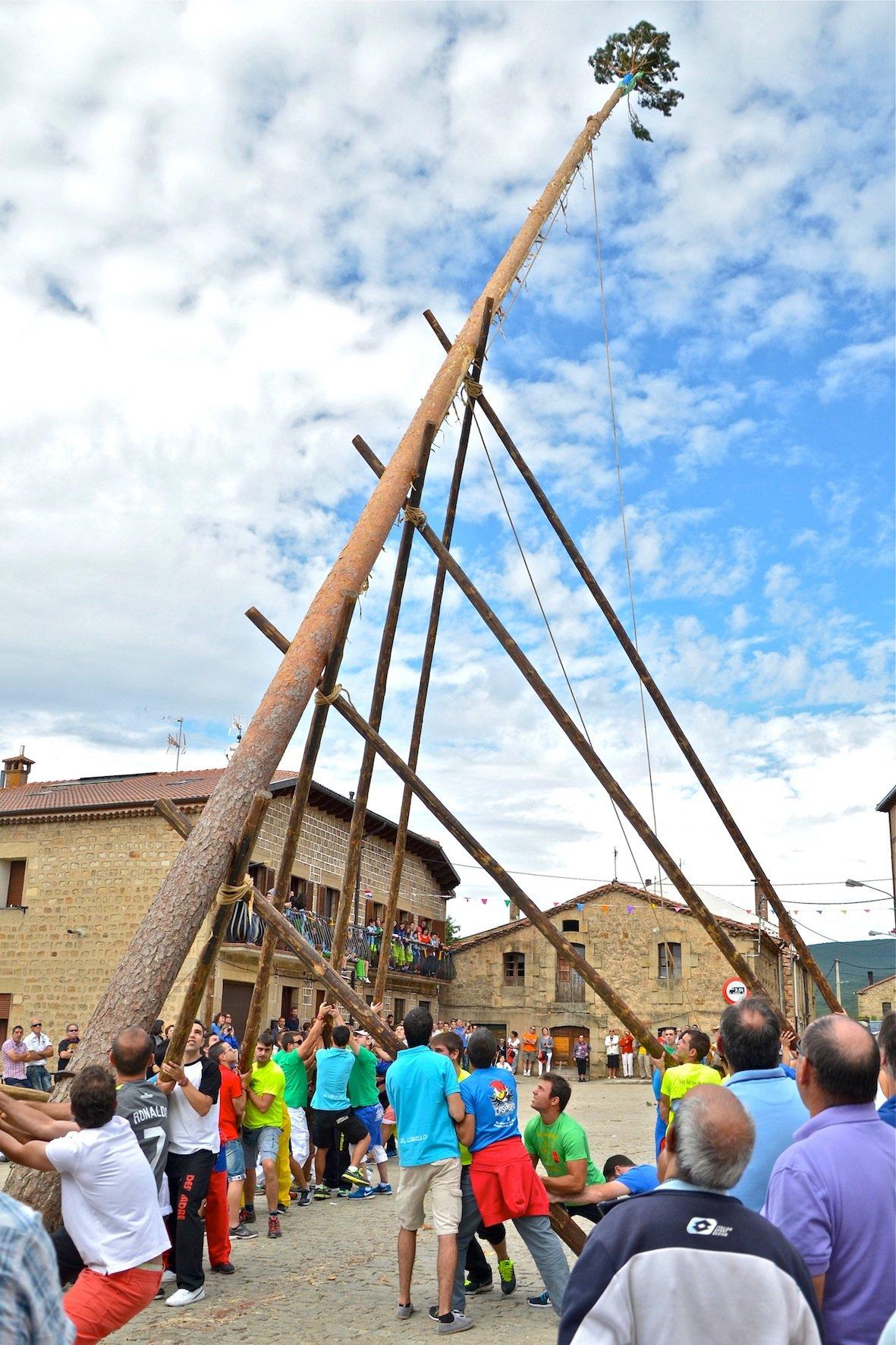 Fiestas de Duruelo de la Sierra en Soria