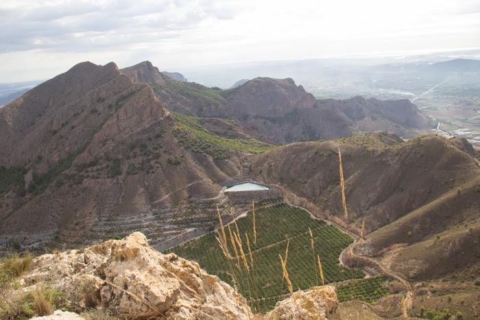 Vistas desde el Pico del Águila (Vaig a Peu)