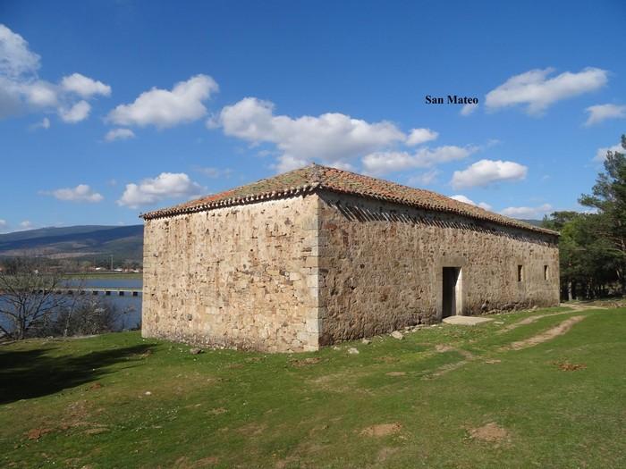 Ermita de San Mateo, fotografía de Wikiloc