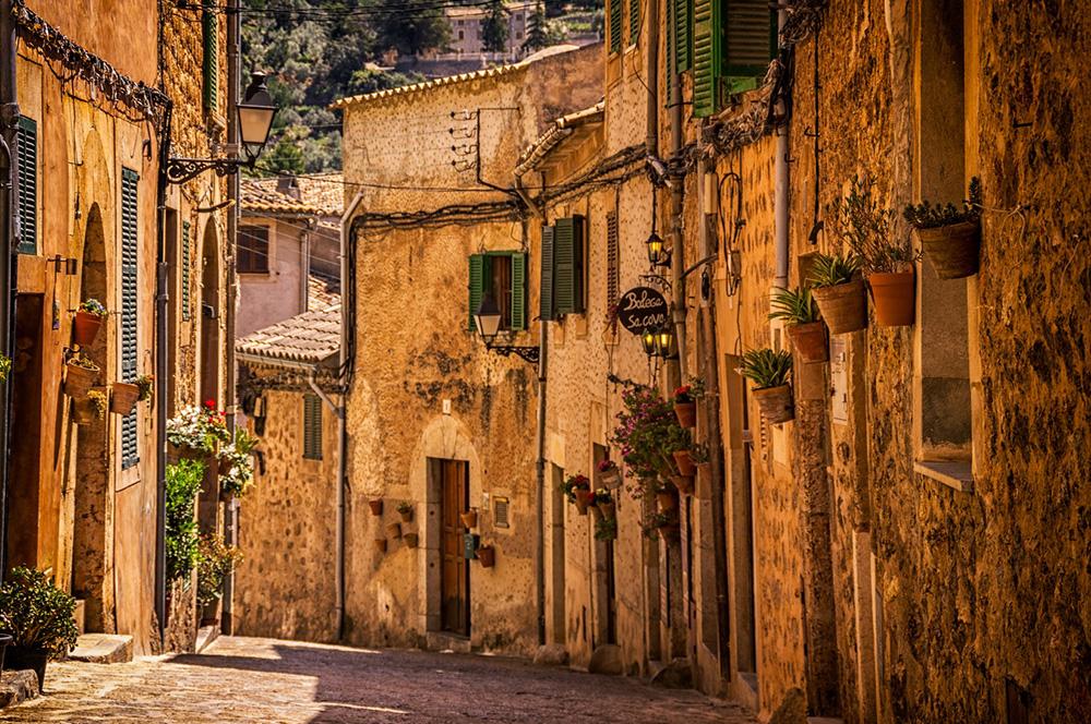 Turismo rural en España