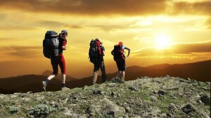 excursión montaña