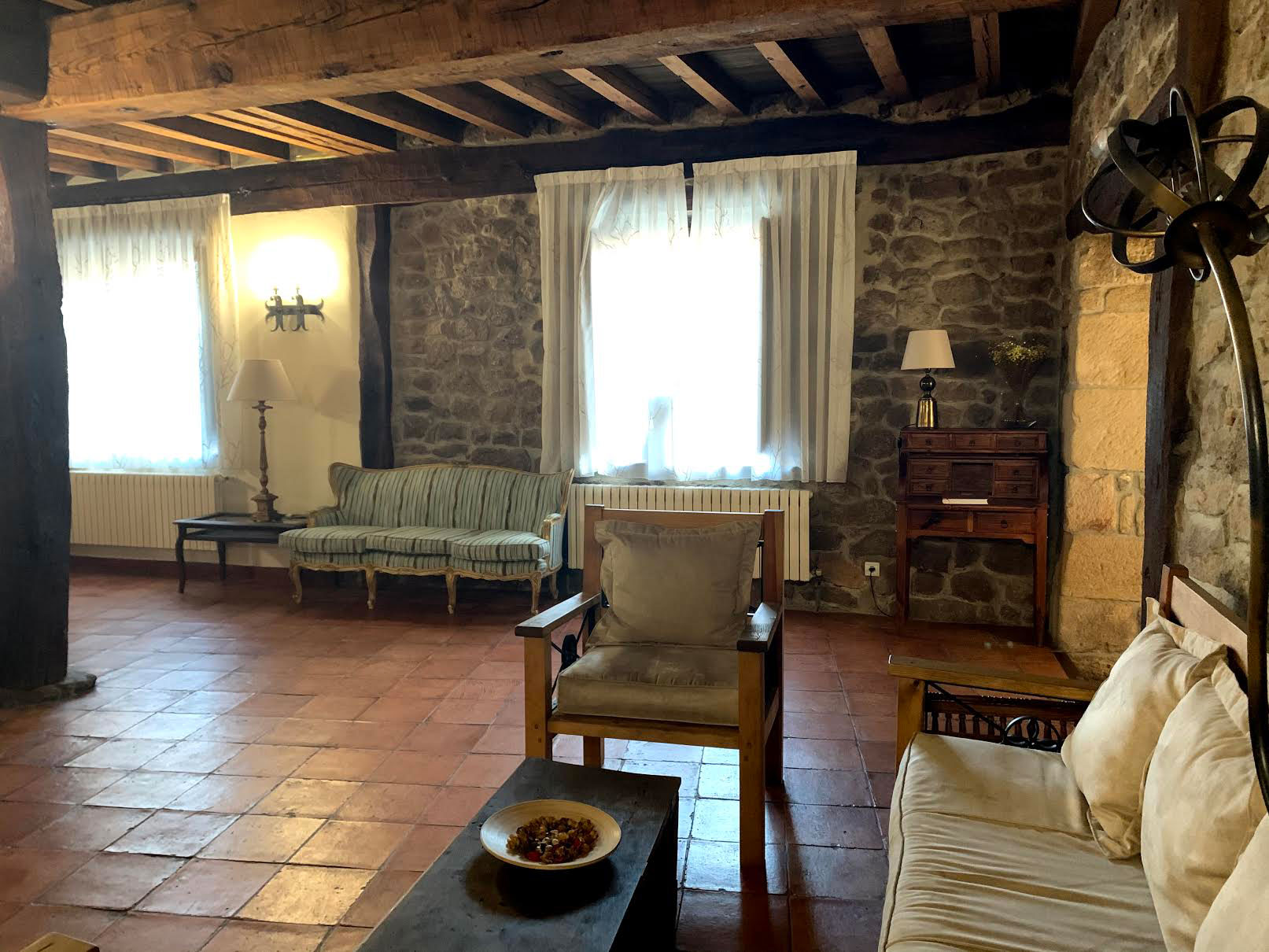 Casa Rural restaurada en Vinuesa